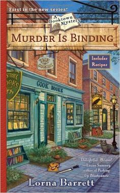 13 Mystery Novels That Are All About Books:  includes copies, Murder is Binding