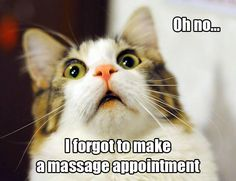 Don't forget to book your massage! :) Mary Campise Massage