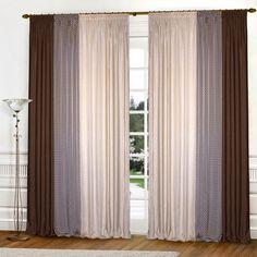 Комбинированные шторы. Фото. Идеи. Советы. #curtains #pillow #шторы #портьеры #комбинированныешторы #шторыдлягостиной #гостиная #шторыдлядома #шторыдляквартиры