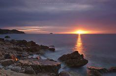 """""Ephemeral light"" #lavilajoiosa #marinabaixa #paísvalencià #villajoyosa #spain #sunrise"