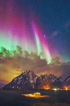 Sund, Lofoten, Norway