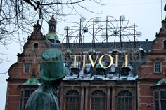 Would love to go here some day. Tivoli Gardens, Copenhagen, Denmark