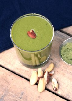 Green Tea Matcha Latte Green Smoothie Recipe by Green Blender