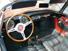 1964 Willys Overland Interlagos Cabriolet Interior