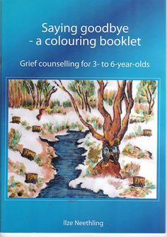 Colouring book with thorough information for adults/caregiver/therapist. Guidelines how to work through the booklet.  Kids 3-6. South African product, multi-cultural application. English. http://www.goodspychology.net/products.