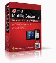 Trend Micro™ Mobile Security - Personal Edition for Android™