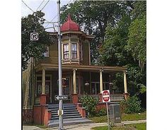 $199,500- 2,920 sqft, built in 1900.  902 East Henry Street, Savannah GA - kitchen looks like it needs updating but from what I can see in the photos, this is an adorable house, can't believe the price!