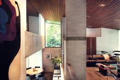 Modern House: Gissing House by Harry Seidler - Water Street, Wahroonga NSW 2076