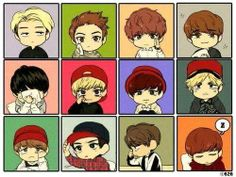 LOL, I remember this from EXO Showtime