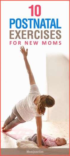 Want to get back into shape once you have delivered? Well, it is natural! But make sure you are fully ready for this by reading more on postpartum exercises