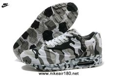 Camo Grey New Releases Air Max 1 87 Mens Shoes Pixel 2013 Free Shoes