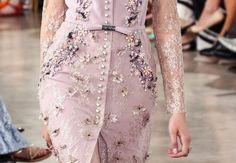 Georges Hobeika - Details - Fall 2016 - Couture