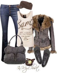 """Casual - #40"" by in-my-closet on Polyvore"