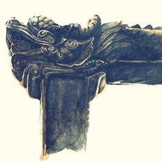 Graoooo ~~~ my painting drawing by Yi babii