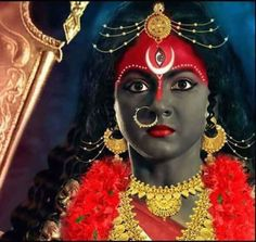 Indian Goddess Kali, Durga Goddess, Mother Kali, To My Mother, Lord Durga, Kali Hindu, Durga Images, Mata Rani, Kali Mata
