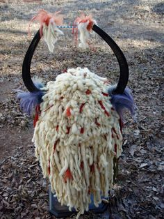 Native American Regalia, Native American Artifacts, Mandan Indians, Hair Turning White, Blackfoot Indian, Bull Horns, War Bonnet, Fur Trade, Bravest Warriors