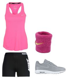 """""""Untitled #19"""" by hongjina on Polyvore featuring NIKE"""