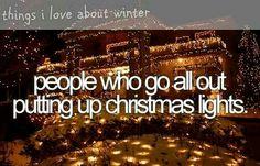 Love lights!