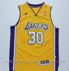 85aa6599329 maillot nba pas cher Los Angeles Lakers Randle #30 Jaune nouveaux tissu  22,99€ · MlbJulius RandleCherLos Ángeles LakersBasketball JerseyNba ...