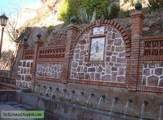 Fuente de los Caños o de San Isidro (Gátova) N39 46.241 W0 31.314