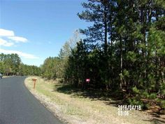 Two nice wooded lots one on superb lakes course of Lake Arrowhead other right next door.  Build your dream home with room to spare.  Enjoy all the amenities including 2 heated swimming pools 3 waterfront parks and 2 Championship golf courses. Lots of ATV and snowmobile trails in the area as well.