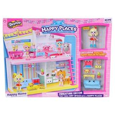 Happy Places Shopkins Happy Home,