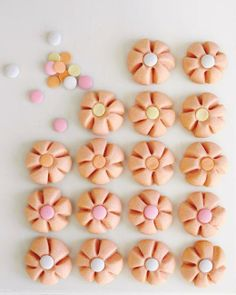 Flower Sugar Cookie Recipe