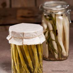 Weißer Spargel im Rexglas Blog, Best Asparagus Recipe, Easy Meals, Blogging