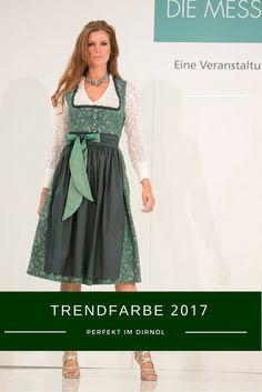 Pastell und Grün sind Trendfarben für 2017. @trachtenbibel folgen und Trends entdecken.