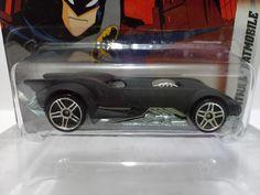 Hot Wheels - The Batman Batmobile (2012) 01/08