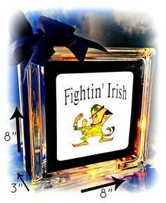 Notre Dame Fightin' Irish Football Team Alumni by AbodeDecorGifts