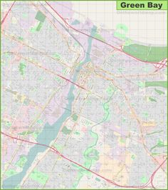 Detailed map of Lancaster Maps Pinterest Lancaster and City