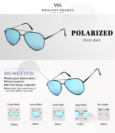 0bafd116b18 WSSTAINLESS STEEL classic Aviator sunglasses POLARIZED for men and women  Driving Fashion beach or a perfect