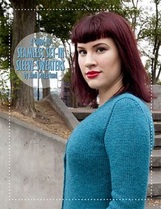 Ravelry: A Guide to Seamless Set-in Sleeve Sweaters