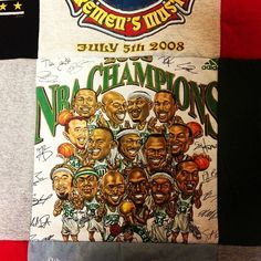 Celtics 2008 champs