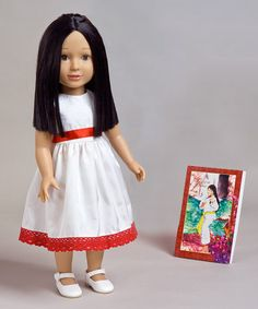 Luz From the Philippines Doll #zulily #zulilyfinds
