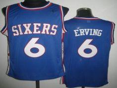 0eccce3fe Philadelphia 76ers Cheap NBA  6 Blue Soul Julius Erving Swingman Jersey  Philadelphia 76ers Cheap NBA  6 Blue Soul Julius Erving Swingman Jersey