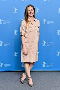 Pin for Later: Das war die 66. Berlinale: Seht alle Stars und alle Outfits Tag 2 Julia Jentsch