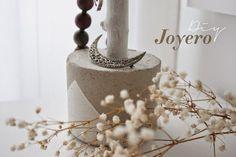 DIY para hacer un joyero con una rama de árbol