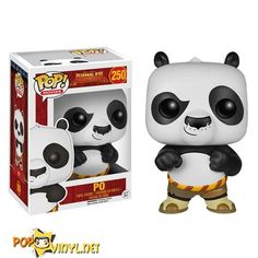 Kung Fu Panda POPs Announced + EXCLUSIVE POP Release