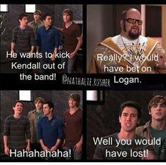 Poor Logan