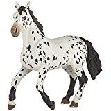 Amazon.com: Schleich Shire Stallion Toy Figure: Toys & Games