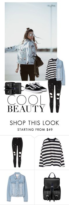 """Untitled #41"" by victory99 ❤ liked on Polyvore featuring River Island, MANGO and Aspinal of London"
