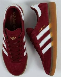 60 Vintage Adidas zapatilla Granada hecha en Alemania Occidental por