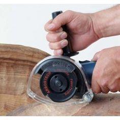 Arbortech Industrial Woodcarver Kit