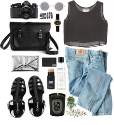 """""""clic"""" by mthld ❤ liked on Polyvore"""