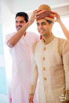 Mumbai weddings | Pavan & Koell wedding story #wedmegood