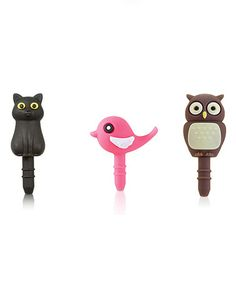 Black Cat Dust Plug Set #zulily #zulilyfinds