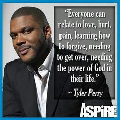 tyler perry role model Since kim kardashian announced late last month that she has joined the cast of tyler perry's next film, the marriage counselor, critics and fans have sounded off on the filmmaker's decision to .