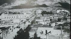 مدينة السليمانية عام 1950